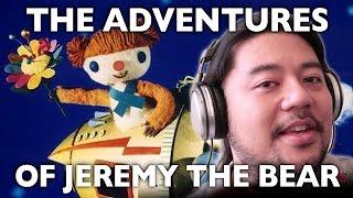 The Adventures of Jeremy the Bear Review - Mega Jay Retro #colargol #barnaby #jeremythebear