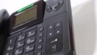 Produktvideo zu Großtasten-Telefon Doro Comfort 4005 Combo