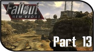 """Fallout: New Vegas Gameplay Part 13 - """"The Rocket Factory"""" (Fallout 4 Hype Let's Play!)"""