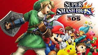 Super Smash Bros. 4 For 3DS OST - A Link to the Past - Dark World Dark Palace