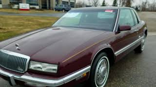 1989 Buick Riviera for sale auto appraisal Grand Rapids Mi 800-301-3886