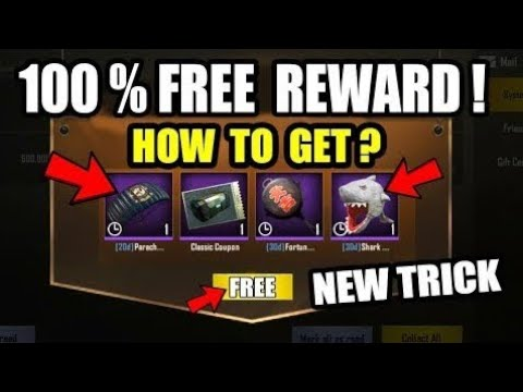 PUBG MOBILE New Trick ZenVPN Taiwan! How To Get FREE GIFT ?