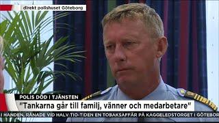 """""""Flera försökte rädda hans liv"""" - Nyheterna (TV4)"""