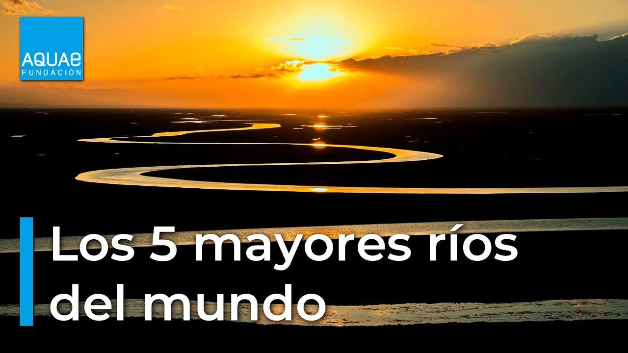 Cual es el rio mas grande del mundo y donde se encuentra