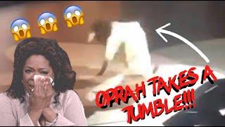 When Oprah Falls