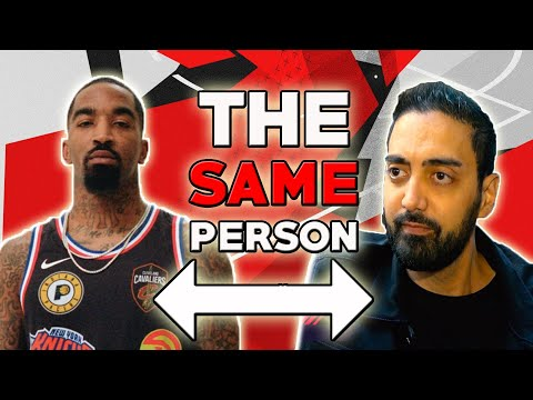 NBA 2K Theories: IS JR SMITH AND RONNIE 2K THE SAME PERSON?!?