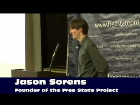 Free State Project - Liberty Forum 2012 - Opening Remarks