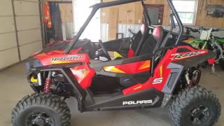 2017 POLARIS RZR 1000S
