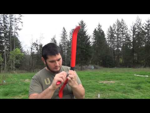 100lb Medieval Style PVC Crossbow for Under $10 Part 3 - Building the PVC Prod