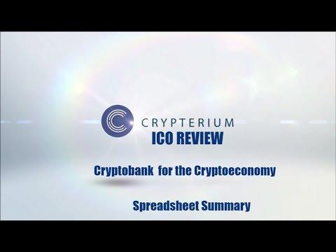 Crypterium crypto review