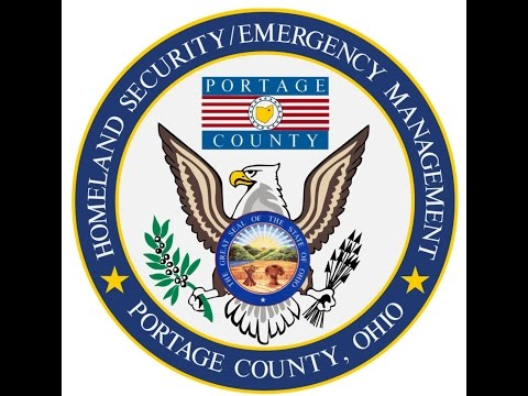 Portage County Ohio Emergency Response Plan