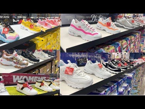 SKECHERS OUTLET SHOES | Christmas Sale Buy One Get One 50% OFF