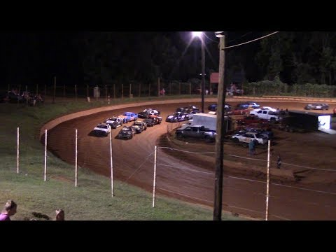Winder Barrow Speedway Stock Four Cylinders B's Race 9/15/18