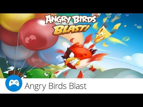 Angry Birds Blast (recenze hry)