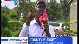 Kericho County budget row escalates | KTN News Desk
