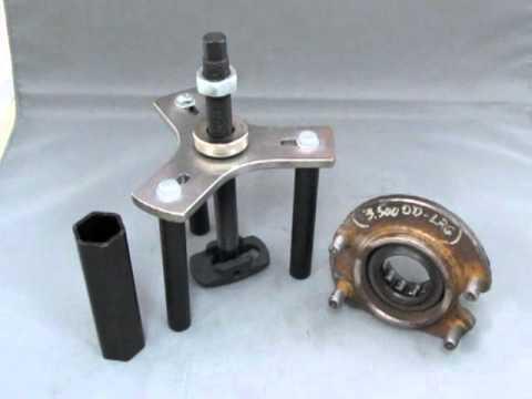 NAPA Service Tools Axle Bearing Puller, Rear Axle Bearing Puller SER 91800