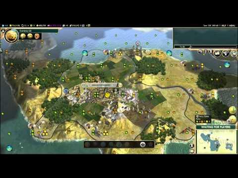Civilization V By Land & Sea (Anglo German Alliance) Episode 5