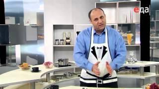 Чебуреки воздушные мягкие пупырчатые рецепт от шеф-повара / Илья Лазерсон / восточная кухня