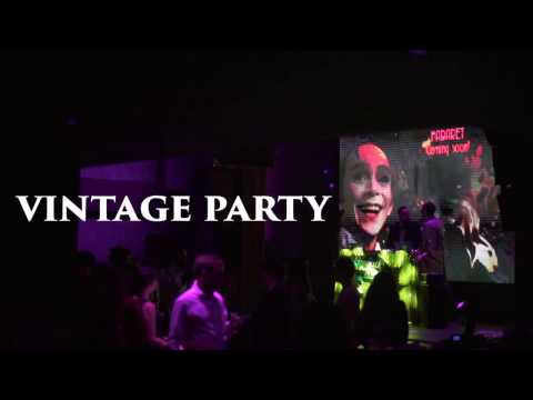 Film Fatale Vintage Party - Theme: Casablanca