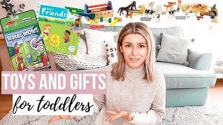 Toys / Gift Ideas For Toddlers   Best Toddler Toys For 2 Year Olds   Must Haves 2019