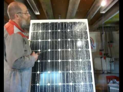 Broken Solar Panel Investigations Part 1 Youtube