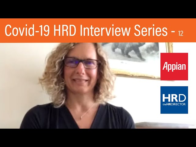 Interview with Paola Parsons, Head of HR for Europe and Americas, Standard Chartered