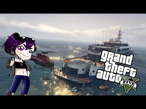 "[LIVE] GTA V Series a funding P.3 ""สาวใส่ชุดว่ายน้ำพร้อมป้อมปืน"" ft.Wop&Ghost(ตัวปลอม)"