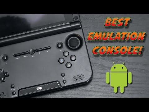The Ultimate Portable Emulation Machine!