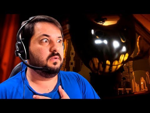 O RETORNO DO TERROR! BENDY AND THE INK MACHINE CHAPTER 4! Parte 1.
