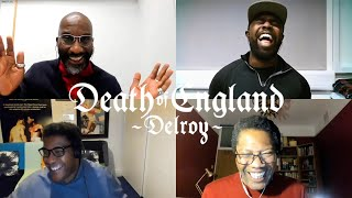 Official Death of England: Delroy Post-Show Talk | National Theatre