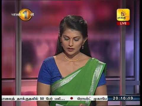 News 1st: Prime Time Tamil News 8PM | (21-11-2017)