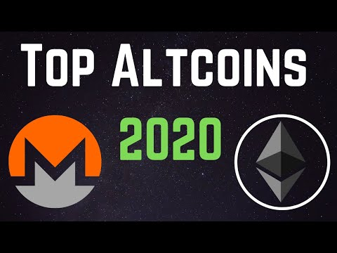 Top Altcoins Of 2020: Monero And Ethereum