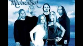 Midnattsol - En Natt I Nord with lyrics