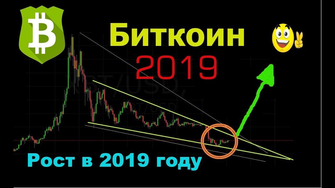 Биткоин рост 2019 как быстро биткоин