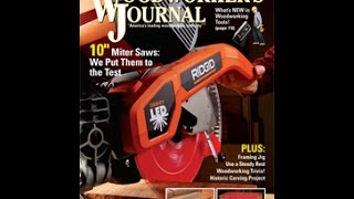 Woodworker's Journal March/april 2015 Issue Preview