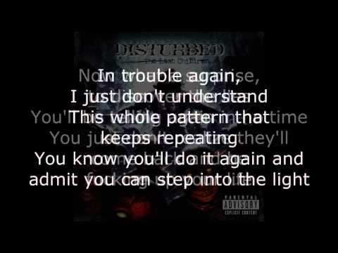 Disturbed - Parasite Lyrics (HD)
