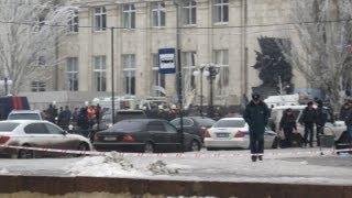 Волгоград: теракт на вокзале