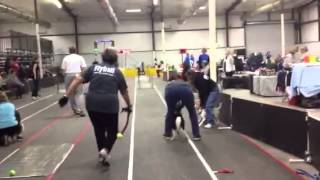 K9Kommotion Flyball Jeopardy Tournament-February 2014