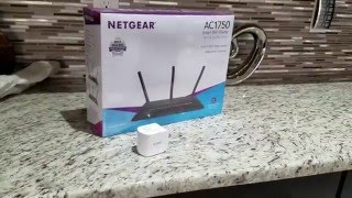 how to fix a wireless network range problem with a netgear router