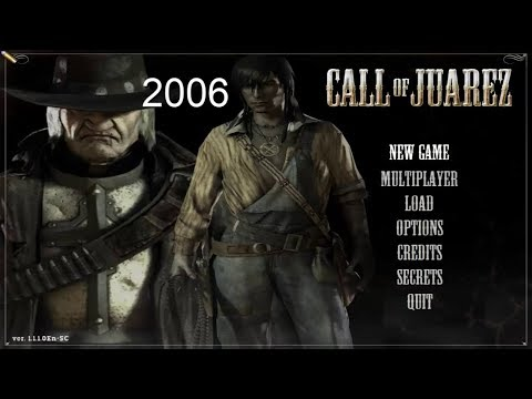 Game-play: Call of Juarez - Episode 1 [Part 1] |