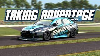 Automobilista: Taking Advantage (Lancer @ Eastern Creek)