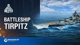 World of Warships Blitz: Battleship Tirpitz