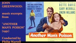 "John Greenwood: music excerpts from ""Another Man's Poison"" (1951)"