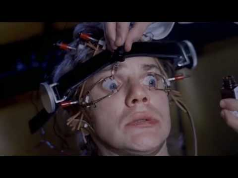 Malcolm McDowell Watches the Jack & Jill Trailer