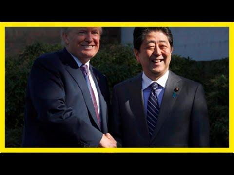 Trump: no dictator should underestimate american resolve