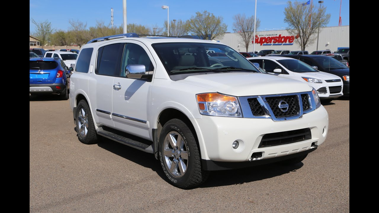 Pre owned 2010 nissan armada platinum for sale in medicine hat ab pre owned 2010 nissan armada platinum for sale in medicine hat ab vanachro Image collections