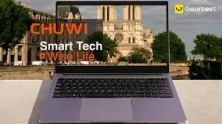CHUWI LapBook Plus 15.6 inch Laptop 4K Screen - Gray