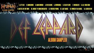 DEF LEPPARD - Album Sampler (Album Out Now)
