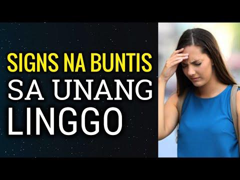Signs na Buntis ang Babae sa Unang Linggo I 1st Week Pregnancy Signs