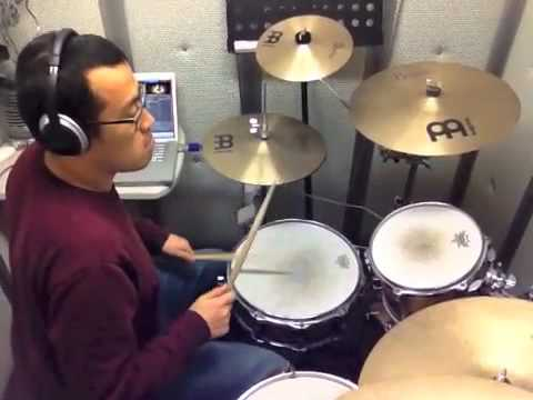 Rudolph The Red Nosed Reindeer  Ray Charles Drum